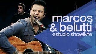 """""""Desce do salto"""" - Marcos & Belutti no Estúdio Showlivre 2014"""