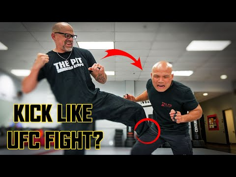3 Ways to kick harder like UFC Fight | 3 Exercises to Increaseyour kick power