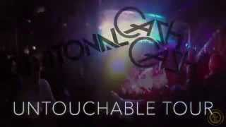 Tritonal and Cash Cash UNTOUCHABLE TOUR aftermovie Vancouver BC