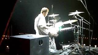 Can Gungor-Teoman konseri drum solo