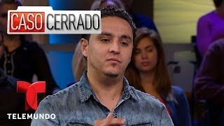 Mother makes her partner and her daughter have sex | Caso Cerrado | Telemundo English width=