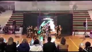 COREOGRAFÍA REGGAETON MIX| Uruguay-Argentina2017|Ely Dance Escuela De Ritmos
