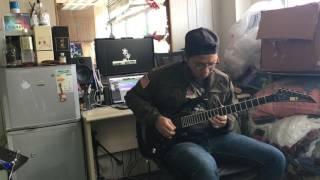 Zakk Wylde Farewell Ballad  Guitar Cover By (Ben Yuen)