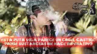 Esta Puta Vida // Maniako // Video Oficial Con Letra // 2015 // Danix Mnk