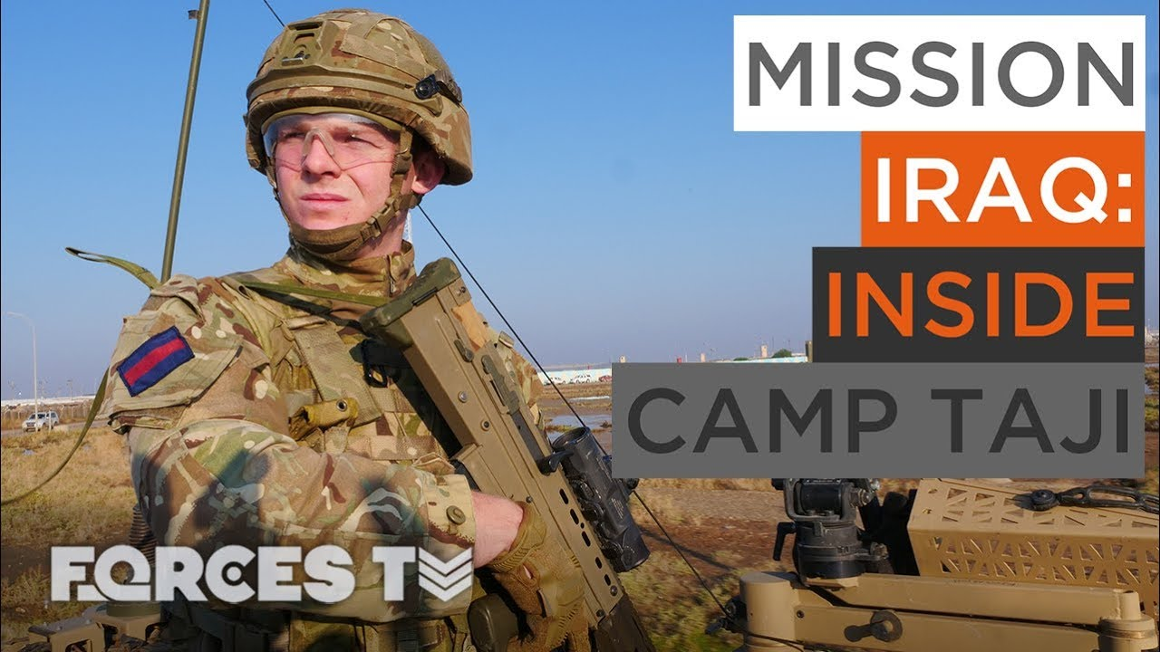What Is The British Military Doing In Iraq?