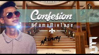 Confesión - Skinny (Prod.By: Skinny )Video Liryc Official 2015. Fama Studio
