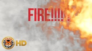 RDX - Fire Under Dey [Official Lyrics Video]