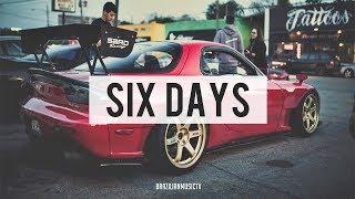 DJ Shadow - Six Days (Lucky Luke X Gaullin Remix)