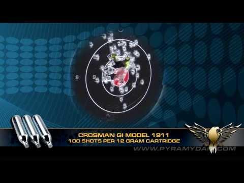 Video: Crosman GI Model 1911 - AGR Episode #105  | Pyramyd Air