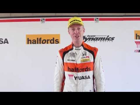 Halfords Yuasa Racing - Post-Oulton Park Update With Matt Neal