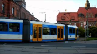 Trams is Ostrava (Czech Republic) - Straßenbahn