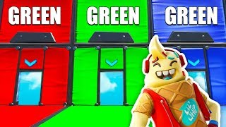 are you SMARTER than a 3 YEAR OLD? *fortnite creative*