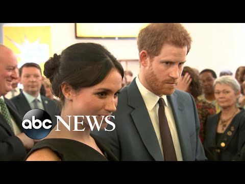 New details about what's next for the Duke and Duchess of Sussex