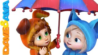 Rain Rain Go Away | Nursery Rhymes and Baby Songs from Dave and Ava