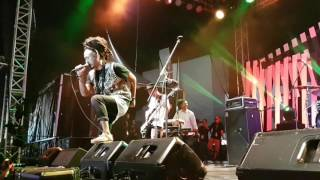 Open the World live in Java Jazz fest 2017 - Ras Muhamad & the Eazy Skankin band
