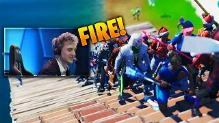 Fortnite Fashion Show! FIRE Skin Competition! Best DRIP & COMBO WINS!