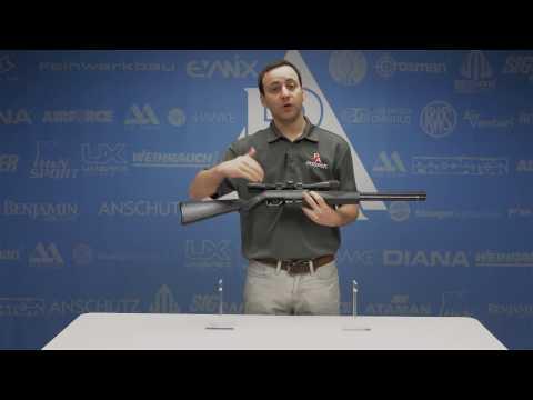 Video: Benjamin Wildfire Semi-automatic PCP Air Rifle | Pyramyd Air