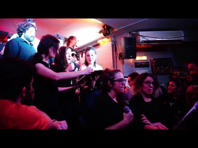 Vídeo de un concierto en la sala Avalon.