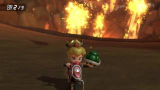 Bowser punching baby peach 1