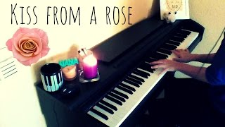 Seal - Kiss From a Rose (Piano Cover by Nadia)