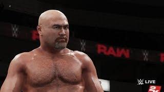 Keiji Mutoh - WWE 2k18 Mod
