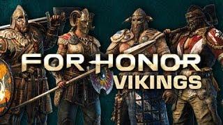 For Honor 2017 Vikings GMV: Brothers Of Metal-Siblings Of Metal