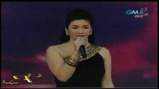 I Wanna Know What Love Is (LIVE) - Regine Velasquez at 40 [HD]