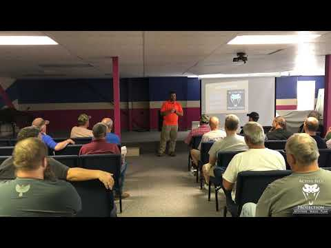 Church Safety at ASP National Conference