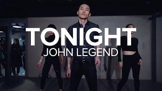 Tonight - John legend / Jay Kim Choreography