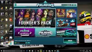 Paladins - Como ativar a versão 64bits e DX11