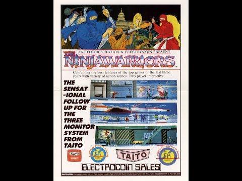 The Ninja Warriors Arcade Sound Track