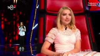 The Voice - Love You Like A Love Song Baby- Damla Sena Şahan