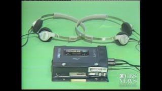 1981 Flashback: America falls in love with headphones
