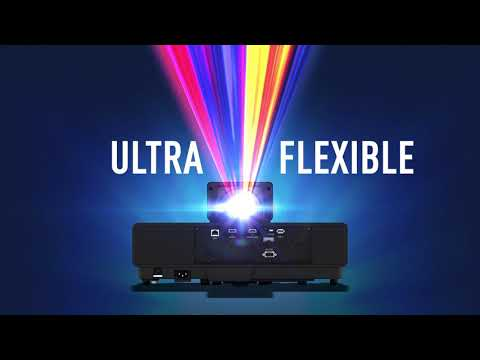 Greater flexibility with Epson's Ultra Short Throw Projectors