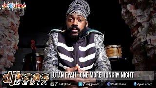 Lutan Fyah - One More Hungry Night ▶Legends Of Soul Riddim ▶Crawba Prod ▶Reggae 2015