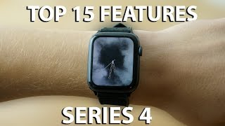 Top 15 Apple Watch Series 4 Features!