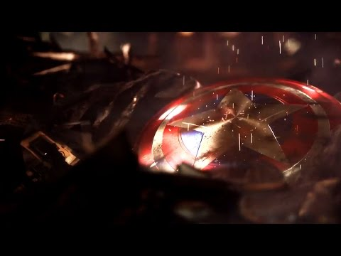 The Avengers Project Video Game Announcement   Game Trailer   TIME