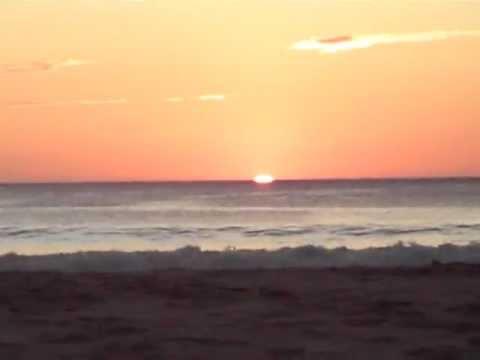 Nicaragua – Desembre 2012 – Posta de sol a Playa Gigante (Rivas) – Costa del Pacífic
