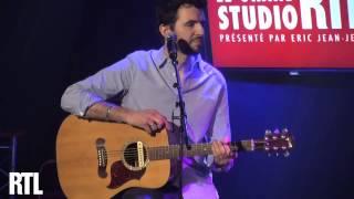 Alex Beaupain - Après moi le déluge en live dans le Grand  Studio RTL - RTL - RTL