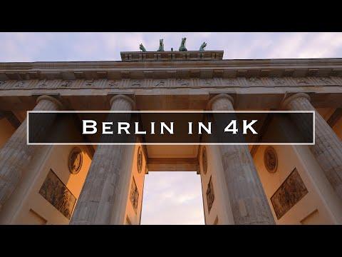 Berlin in 4K