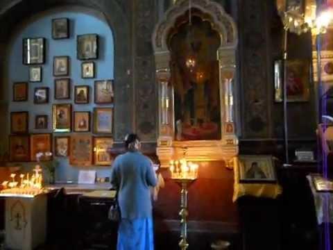 Ялта Крым – Алекса́ндр Не́вский – внутри – Украина