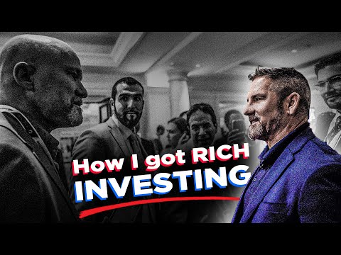 How I Got RICH Investing - Grant Cardone photo