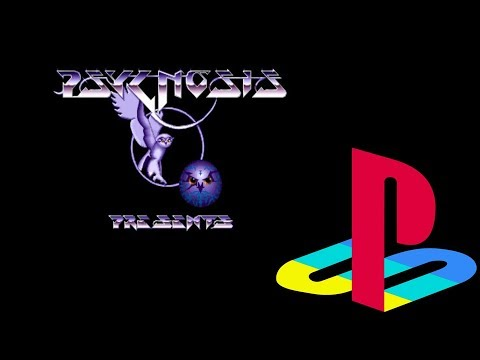 Playstation psygnosis
