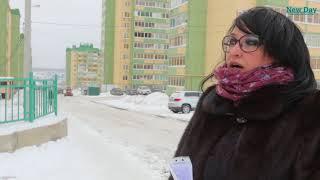 """Управляющая компания ЖК """"Комарово"""" объявила войну со снегом"""
