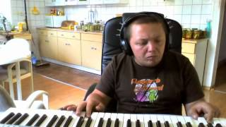 The Alan Parsons Project - Don't Answer Me.yamaha psr s900