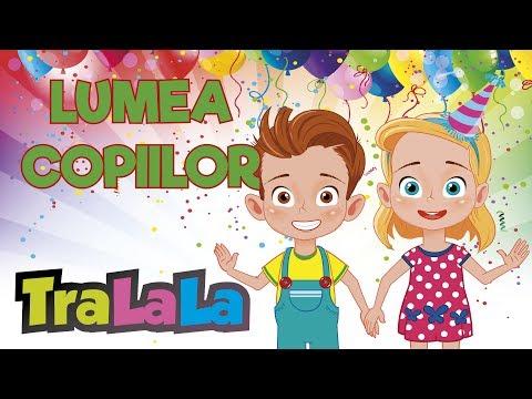 1 IUNIE - Cântece pentru copii