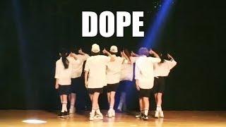 150809 松商韓研DID BTS(방탄소년단) _ DOPE(쩔어) Dance Cover by DAZZLING from Taiwan