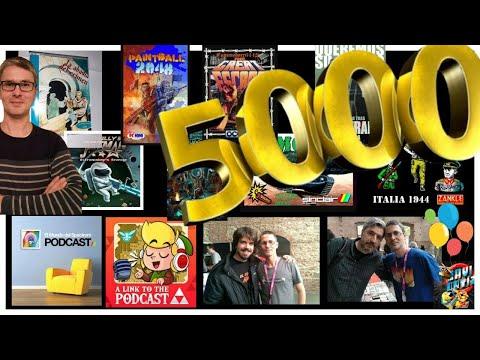 Especial 5000 Suscriptores