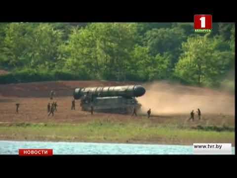 КНДР запустила этой ночью 3 баллистические ракеты