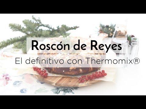 Roscón de Reyes. Receta paso a paso  con Thermomix®